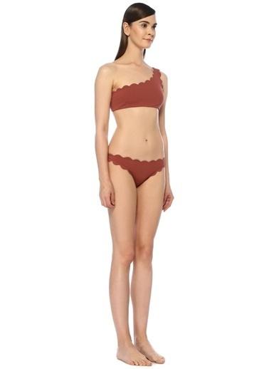 Marysia Bikini Alt Kırmızı